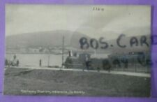 More details for lawrence postcard c.1919 the railway station valencia co.kerry ireland