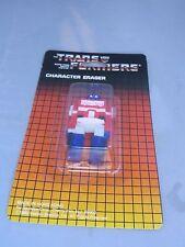 Transformers G1 Spindex Eraser MOC - Optimus Prime, 1985 NRFP
