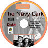 The Navy Lark 46 Old Time Radio Episodes Audio MP3 CD OTR Jon Pertwee disk 4