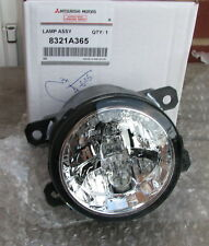 Mitsubishi Outlander 2013-15 ASX L200 Front Fog Spot And DRL Lamp Light New Leaf