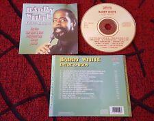 BARRY WHITE *** Entre Amigos *** VERY RARE & SCARCE 1994 Spain CD