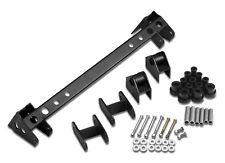 Leaf Spring Shackle Kit-Reverse System Warrior Products fits 66-75 Jeep CJ5
