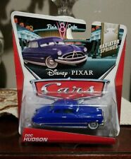Disney Pixar Cars Radiator Springs Doc Hudson Rare