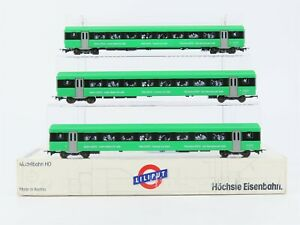 HO Scale Liliput 884 Bahn 2000 mehr Bahn für alle Passenger Car Set of 3