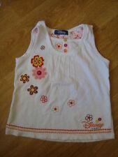 Disney Girls' Scoop Neck 100% Cotton T-Shirts, Top & Shirts (2-16 Years)