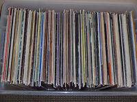 "Great Lot of (24) 12"" RANDOM LP's with Jackets RESEALE WHOLESALE VINYL"