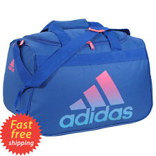 Adidas Diablo Duffel Bag Men Women Gym Fitness Yoga Small Bag Backpack Blue Bag