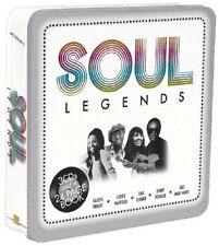 Soul Legends 60 Dynamic Soul Classics [CD]