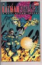 Batman / Punisher: Lake of Fire #1 Signed by Gerry Conway W/COA (June 1994, DC)