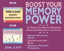 Boost Your Memory Power: 101 Practical Ways to Remember Names, Numbers, Facts, F