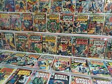 Ghost Rider #1-81 Bronze Age Marvel Comic Full Run Lot 2 1st Hellstorm
