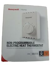 HONEYWELL CT410A Mechanical Non-Programmable Electric Heat Thermostat NEW Opened