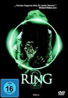 Das Original RING 2 Hideo Nakata RINGU II DVD Neu