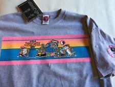 80's T&C Surf Designs T-shirt Men's  X Large Heather Gray