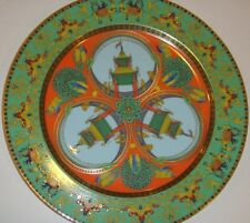 VERSACE MARCO POLO SERVICE PLATE WALL Rosenthal 20 Year Celebration Limited $400