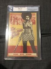 The Walking Dead # 101 PGX 9.4 KIRKMAN GHOST VARIANT FOXY BROWN VARIANT RARE