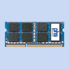 8GB RAM DDR3 passend für Asus F75A-TY133D SO DIMM 1600MHz Notebook-Speicher