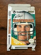 John Elway's Quarterback Football NFL NES Nintendo Empty Box Only