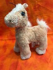 Hasbro 2013 FurReal Friends My Walkin' Pony Butterscotch Horse With Brush