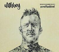 Urthboy - Past Beats Inside Me Like a Second Heartbeat [New] Digipack CD sealed