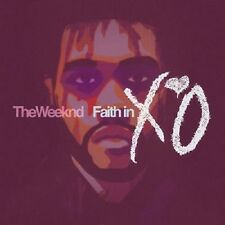 "THE WEEKND- ""FAITH IN XO""  MIX CD.. SUMMER 2015..HOT!!"