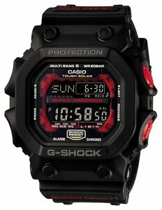 """CASIO watches g-shock """"GX Series tough solar radio watch MULTIBAND 6 GXW-56-1..."""