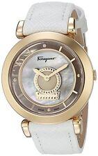 Salvatore Ferragamo Minuetto Rotating Gancino Swiss Women's Watch FQ4270015