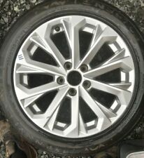 """AUDI A4 B9 NEW SHAPE 17"""" ALLOY WHEEL AND TYRE X1 FULL SIZE SPARE"""