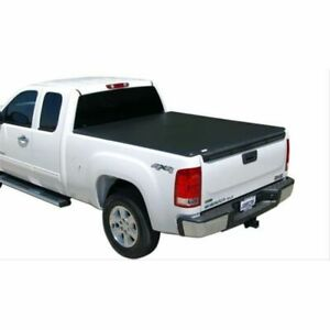 Tonno Pro 42-115 Tonneau Cover TonnoFold TriFold Vinyl Black For Chevy GMC NEW