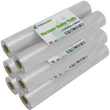 Alimenti sottovuoto Sealer Rolls 28 CM X 36 METRO-CONSEGNA VELOCE