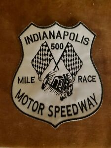 Indianapolis 500 Event Logo Collector Patch Indy 500 IndyCar