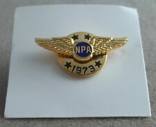 Vintage ( NPA ) National Pilots Association Tie Tac From 1973 - NOS Pin