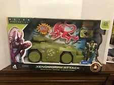 Vehículo de transporte de personal blindado Alien ataque zenomorph Figuras De Acción Lanard Toys