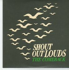 (EB337) Shout Out Louds, The Comeback - 2005 DJ CD