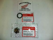 GENUINE HONDA STEERING STEM NUT /WASHER CMX250C CT70 CT90 MR50 S90