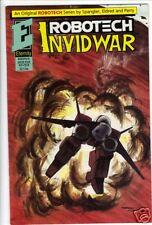 Robotech  Invid War #12 comic 1993