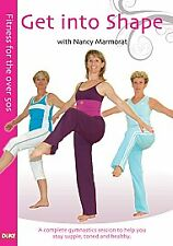Fitness for the Over 50s Get into Shape DVD **New & Sealed**