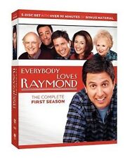 Brand New DVD Everybody Loves Raymond: The Complete First Season Ray Romano