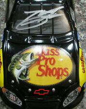 RARE TONY STEWART & DALE EARNHARDT JR AUTO 1/24 SCALE STOCK CAR WITH COA #81 CAR
