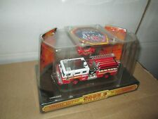 CODE 3 1/64 city new york RESCUE UNIT 280  Fire Dept  FDNY #02453 truck seagrave