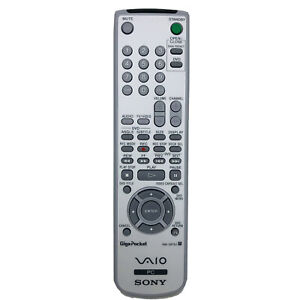 Sony RM-GP3U VAIO PC wireless Infrared remote control GigaPocket Original New