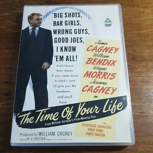 The Time of Your Life DVD James Cagney Like New! Region