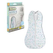 Woombie Air Nursery Swaddling Blanket - For Babies Up to 6 Months - Vented (Litt