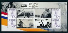 [81122] St. Vincent & Gren. 2009 WWII Liberation of Netherlands Sheet MNH