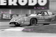 Graham Hill Matra MS670 Winner Le Mans 1972 Photograph 3
