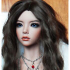 1/4 BJD Girl Doll 45cm Tall Resin Unpainted Doll + Free Eyes without Any Makeup