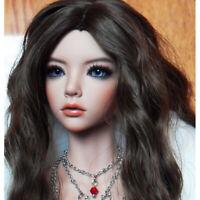 1/4 BJD Fille Poupée 45cm Haut Poupée Corps Non Peint + Yeux + Visage Maquillage