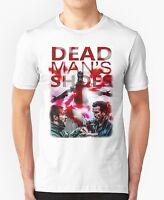 dead man's shoes T Shirt film hoodie art mans cult movie print