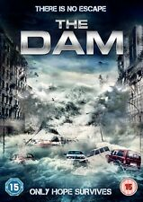Dam, The (DVD) (NEW AND SEALED) (DISASTER, ACTION) (REGION 2) (FREE POST)