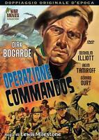 Operazione Commandos (1954) DVD *NUOVO* A&R PRODUCTIONS